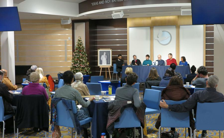 Human Rights Day forum and open house at the Church of Scientology Silicon Valley focused on religious freedom