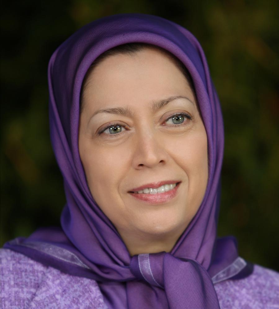 Maryam Rajavi, NCRI President-Elect