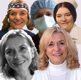 Pamela Jane Nye / Nursing Career Photo History 1974 - 2019