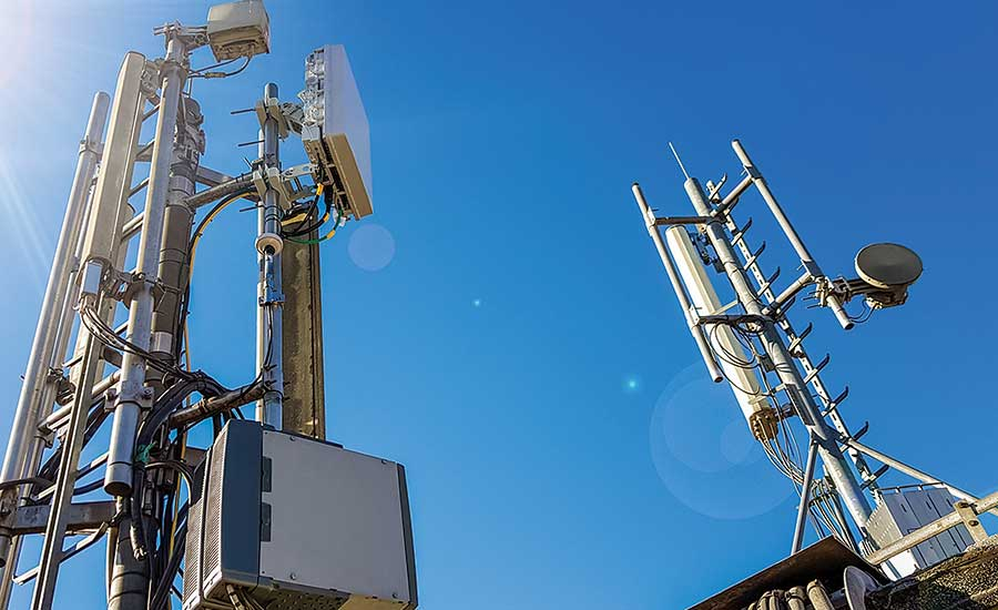 5G Network Equipment on Top of Antennas Market