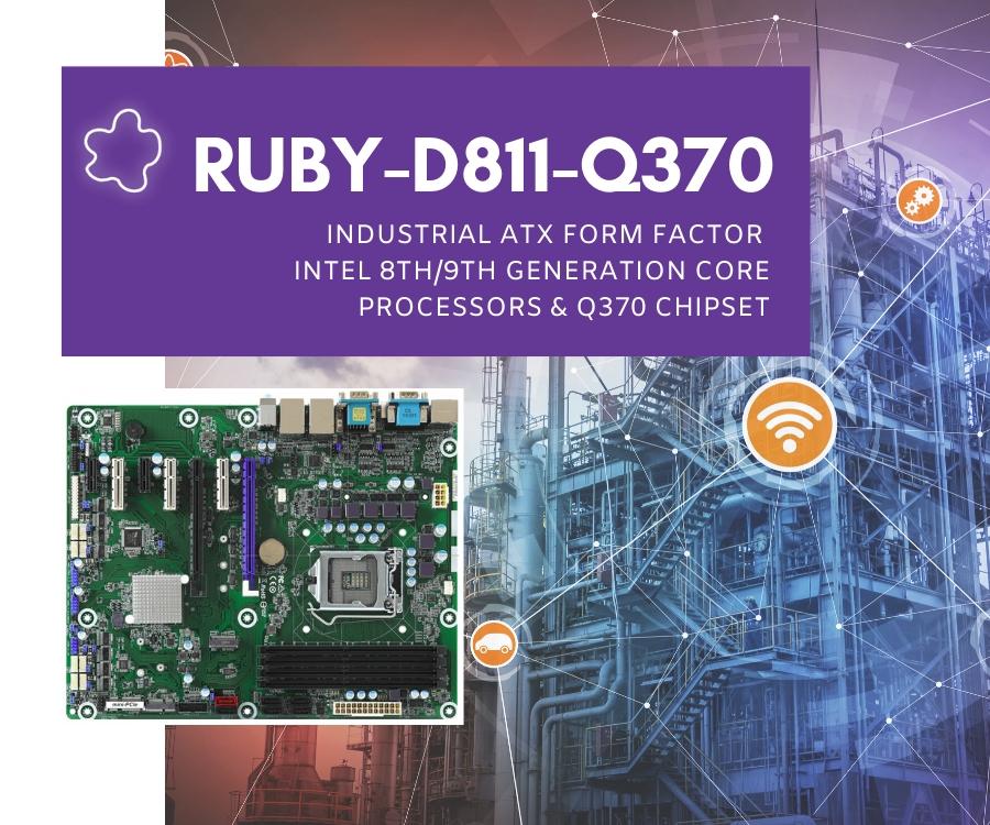 RUBY-D811-Q370 Press Release