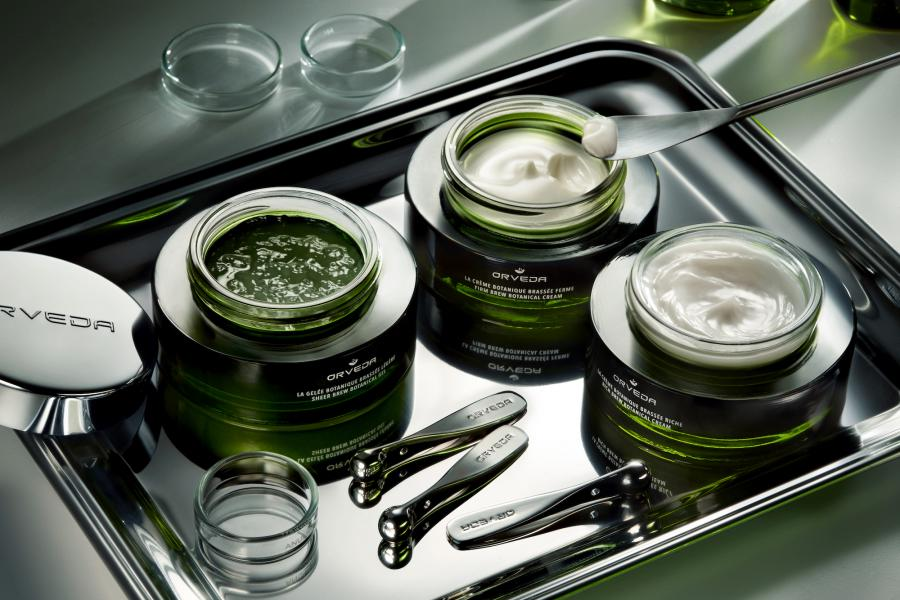 Solaya Spa & Salon is the first and only US spa to offer Orveda facials.