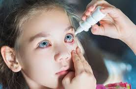 Allergy Relieving Eye Drops