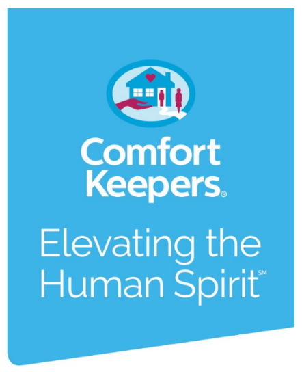 Comfort Keepers Logo 24-hour care