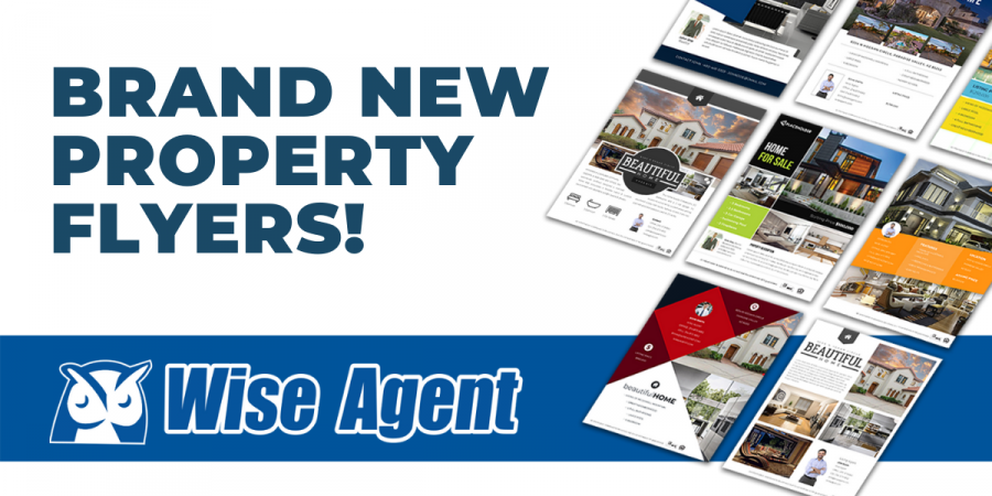 Wise Agent Releases New Property Flyer Tool