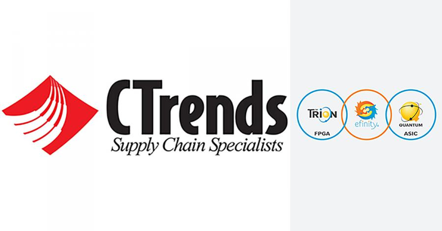 CTrends Supply Chain Specialists - Trion FPGA, efinity, Quantum ASIC