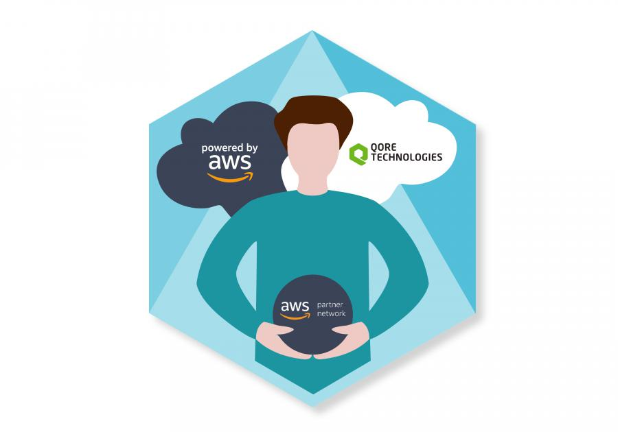 Qore Technologies powered by AWS APN
