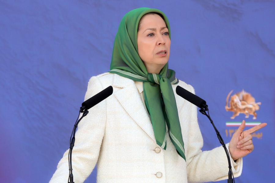 Maryam Rajavi Congratulates Iranian people on nationwide election boycott