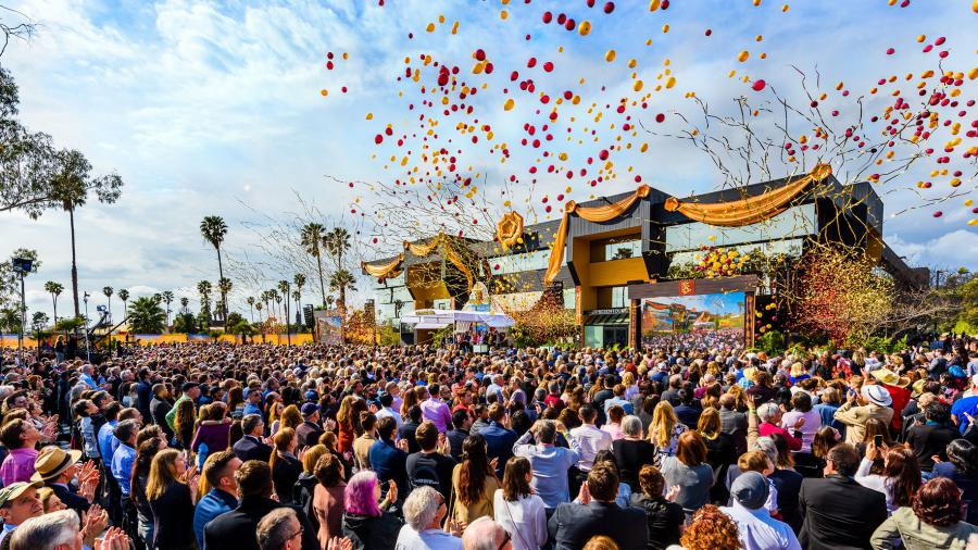 Some 4,000 Scientologists and federal, state and local dignitaries attended the grand opening of the new Ideal Organization devoted to Ventura and Santa Barbara Counties