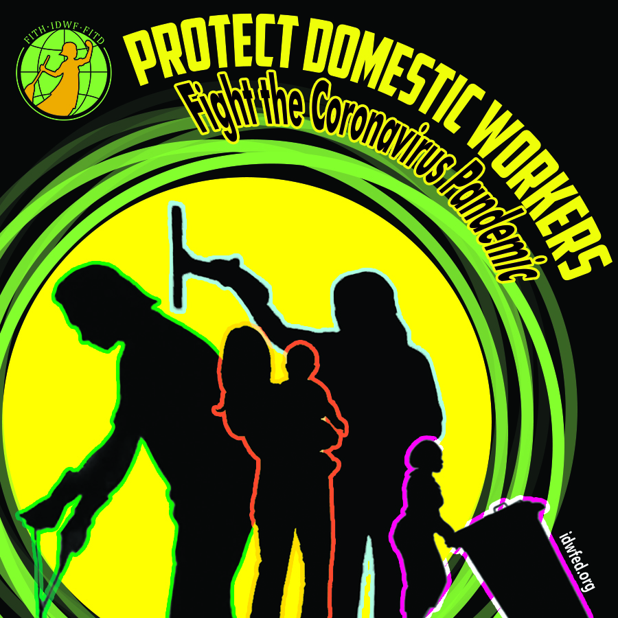 Protect Domestic Workers! Fight the Coronavirus Pandemic!