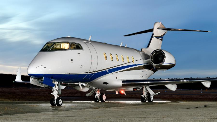 2005 Bombardier Challenger 300 sold in March handled  by IADA-accredited dealer Guardian Jet LLC