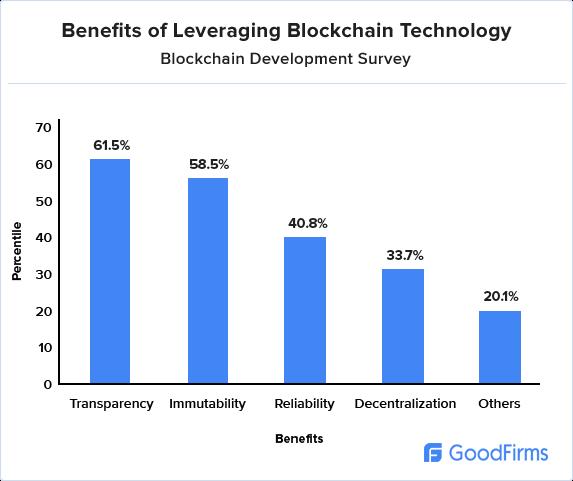 Benefits of Leveraging Blockchain Technology