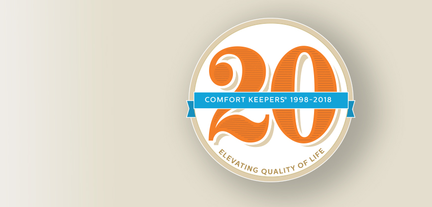 Comfort Keepers 20th Anniversary
