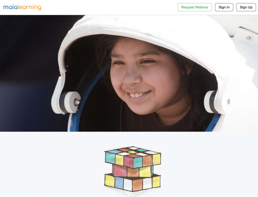 MaiaLearning Home Page