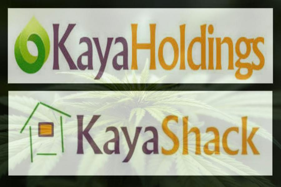 Kaya Holdings, Inc and Kaya Shack (OTCQB: KAYS)