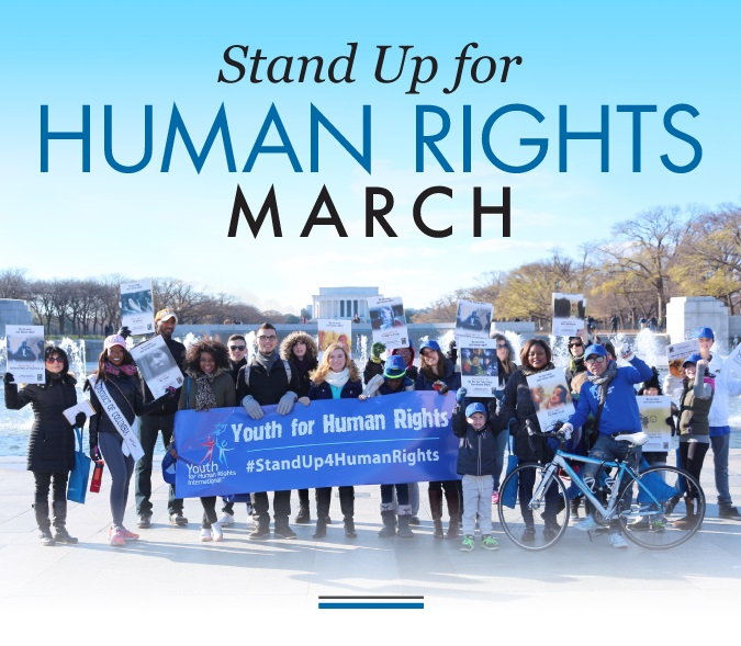 The march is scheduled to take place on December 9th at 1pm at the Lincoln Memorial
