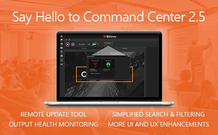 Command Center 2.5