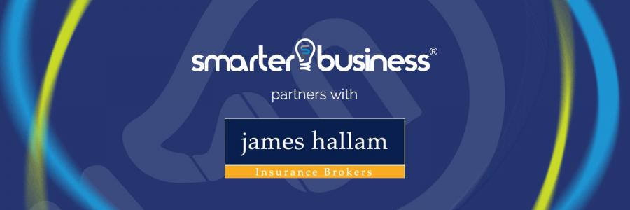 Smarter Business, James Hallam