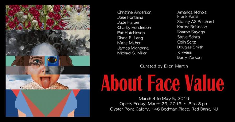 About Face Value Art Exhibition