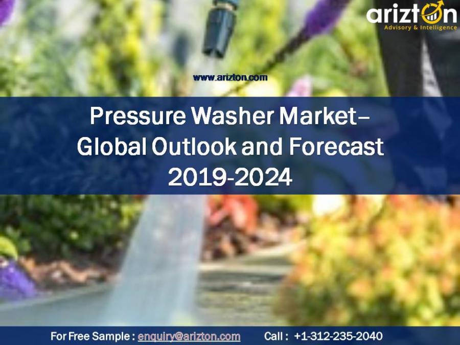 Pressure Washer Market - Global Outlook and Forecast 2019-2024
