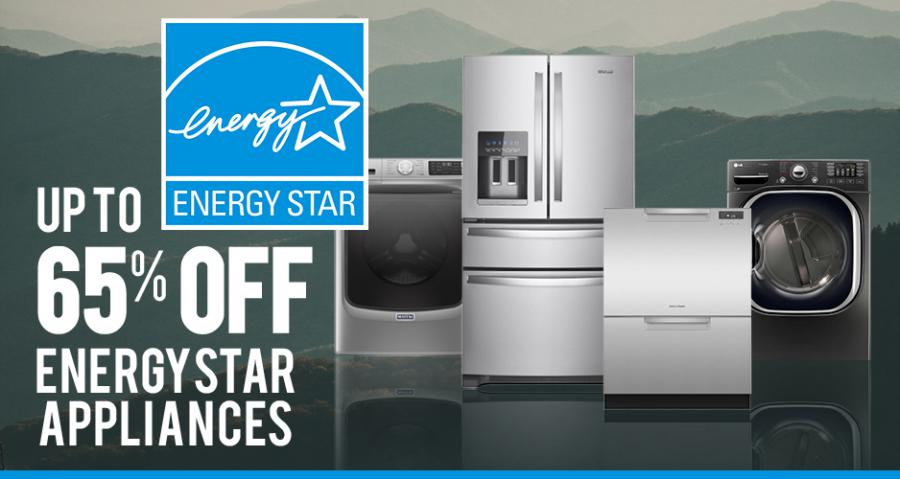 Appliances Connection Earth Day Sale 2019