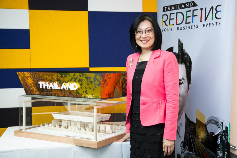 TCEB – Business strengthens Thailand National Pavilion 2019 for trade show