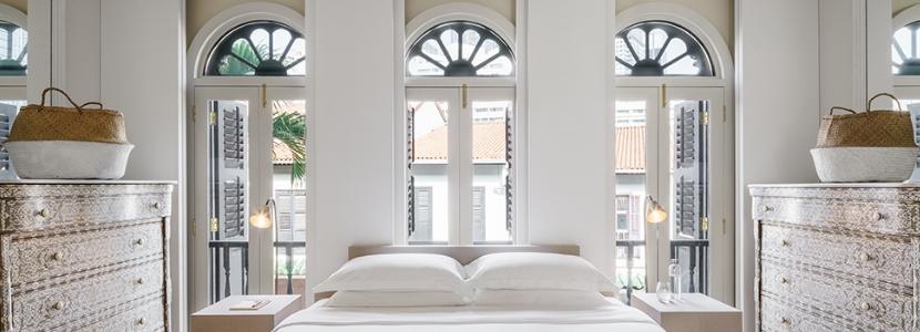 Pearl Suite at Six Senses Duxton - Singapore