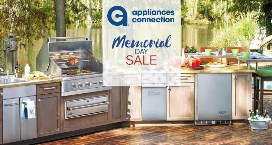 Appliances Connection 2019 Memorial Day Sale