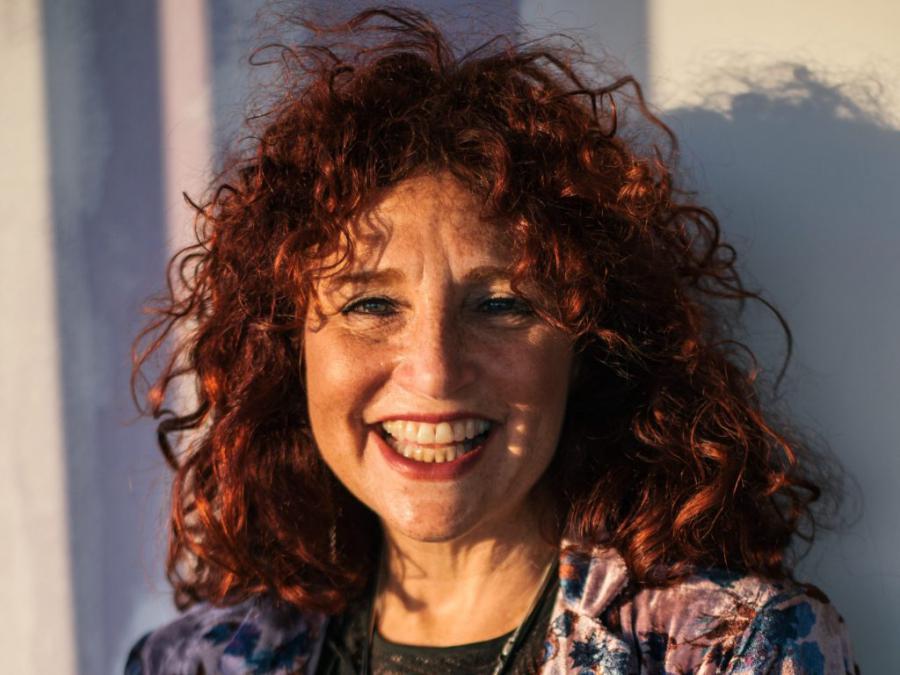 Portrait of Valerie Romanoff