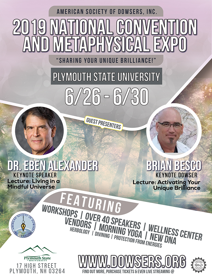 Annual Conference  &  Metaphysical Expo