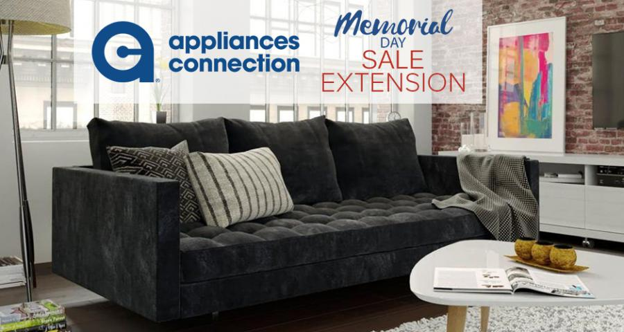 Appliances Connection 2019 Memorial Day Sale Extension