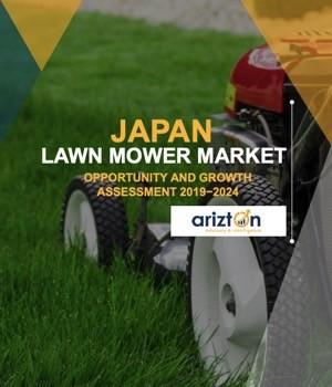 Japan lawn mower market report name 2024
