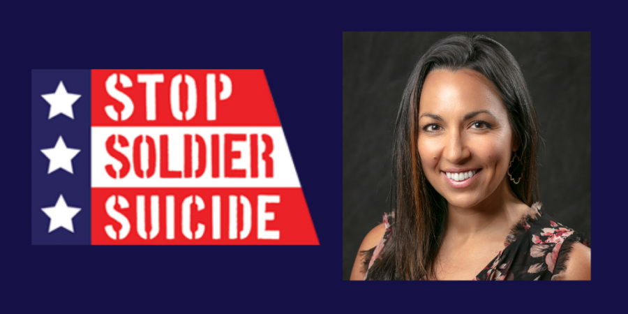 Stop Soldier Suicide CMO, Tina Starkey