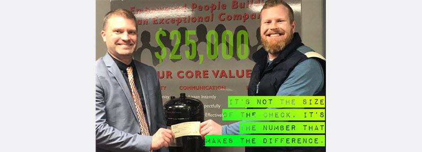 Ohio Business Week Donation