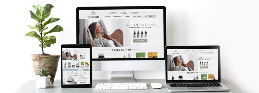 hempure new website