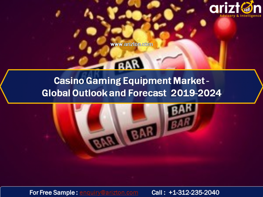 Global Casino Gaming Equipment Market 2024