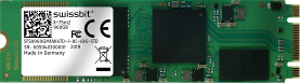 X-75m2 2280 SSD, 3D-NAND for industrial temperature ranges