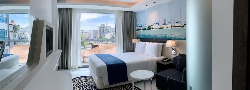 Holiday Inn Express Pattaya Central Guest Room