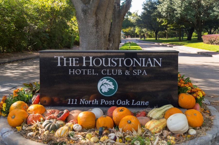 Houstonian Hotel, Club & Spa Fall Events