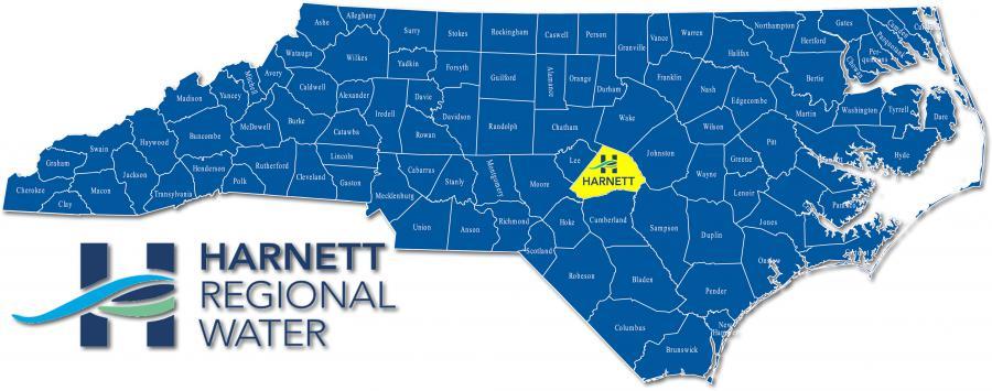 Harnett Regional Water. (HRW), formerly Harnett County Department of Public Utilities (HCDPU).