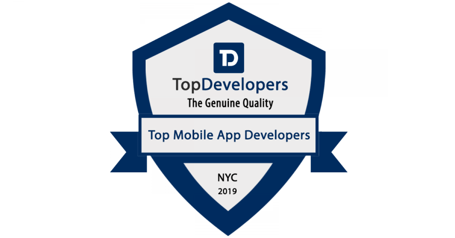 Top Mobile App Developers in NYC of September 2019