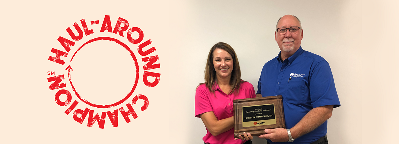 Lubenow Companies Inc. Receives Acuity Safety Award