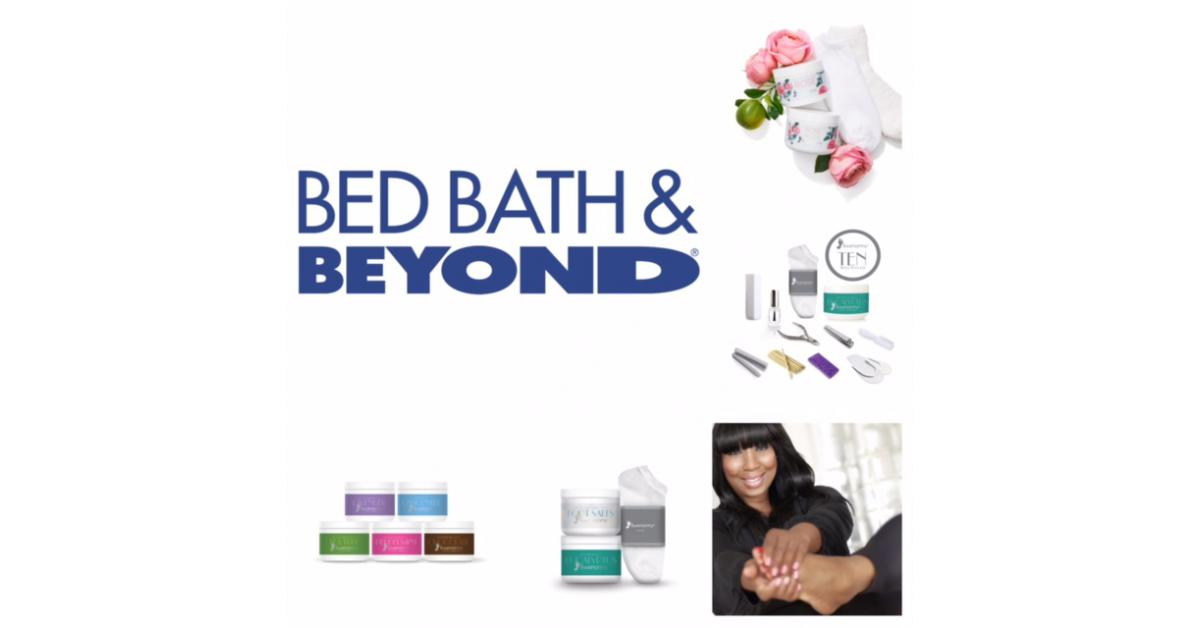 Footnanny Brand Available Now At Bed Bath Amp Beyond Online