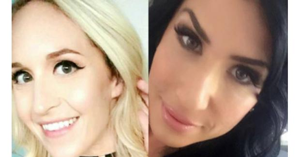 Ginger Banks And Raven Hart Go Viral With Hollywood Life -3573