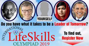 Life Skills test to become future leader