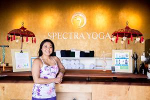 Aileen Pham Spectra Yoga Founder and Nuzuna chief operating officer