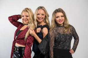 Southern Halo - sister country/pop trio