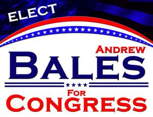Elect Andrew Bales for Congress