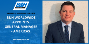 B&H WORLDWIDE APPOINTS MICHAEL PEARSON GENERAL MANAGER – AMERICAS