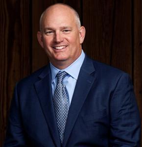 Outgoing IADA Chairman Brian Proctor